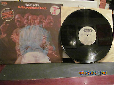 LP LLOYD PRICE To The Roots And Back WLP GSF RECORDS PROMO VG+
