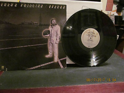 LP SHAWN PHILLIPS Spaced A&M RECORDS EX Jazz Rock Fusion