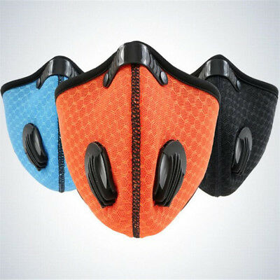Cycling Outdoor Dust Proof Half Face Mask Anti-smog Face Mask