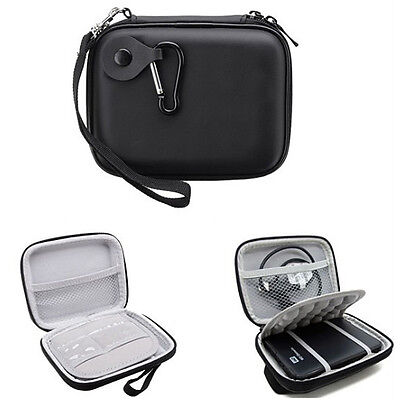 Carrying Case for Western Digital WD My Passport Ultra Elements Hard Drive Steer