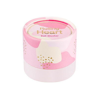[MISSHA] Rolling Heart Ball Blusher / Korean Cosmetics