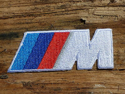 A052 ECUSSON PATCH THERMOCOLLANT aufnaher toppa M motorsport bmw / 7.4CMX2.8CM