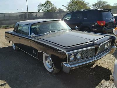 1964 Chrysler Imperial  CHRYSLER IMPERIAL 1964 good conditions