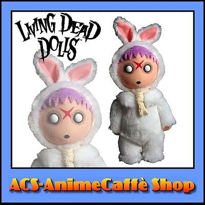 Mezco Living Dead Dolls Plush Series 1 Eggzorcist Pelouches Gruselige Cuddlers