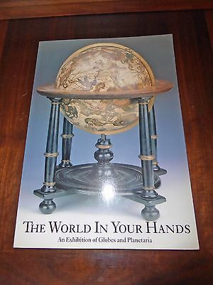 THE WORLD IN YOUR HANDS an exhibition of globes and planetaria  Christie's 1994