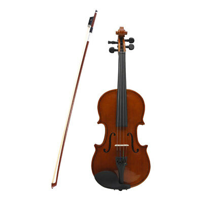 1/2 4/4 Violin Bow practices bow violin accessories red sandalwood horse tail