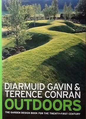 Outdoors by Diarmuid Gavin Terence Conran 9781840914832