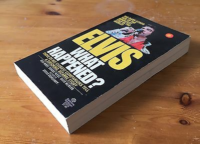 Elvis: What Happened? - Red West / Steve Dunleavy VGC FIRST EDITION with PHOTOS