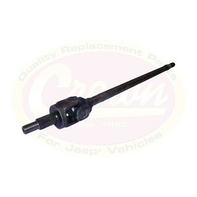 Axle Shaft, der., delantero Jeep Wrangler JK 2007+
