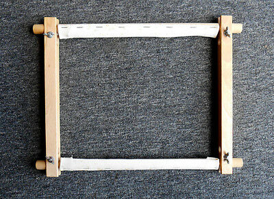Wooden Tapestry & Cross-stitch Lap Frame - small size