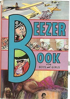 The Beezer book / Annual  for boys and girls  1963