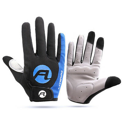 Women Men Warm Full Finger Gloves For Bicycle Cycling Hiking Sports Touch Screen