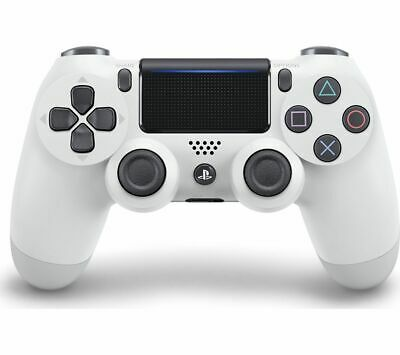 SONY DualShock 4 V2 Wireless Controller - White - Currys