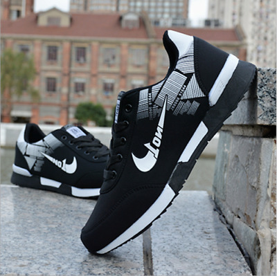 Hot Sports Breathable Men's Sneakers Shoes Casual Fashion Runnin