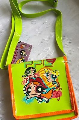 The Powerpuff Girls Handbag - Color Light Green