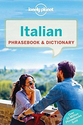 Lonely Planet Italian Phrasebook & Dictionary, Lonely Planet, New Book
