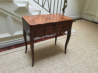 19th Century Dressing/ Side/ Console Table - Walnut