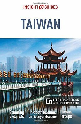Insight Guides Taiwan, Guides, Insight, New Book