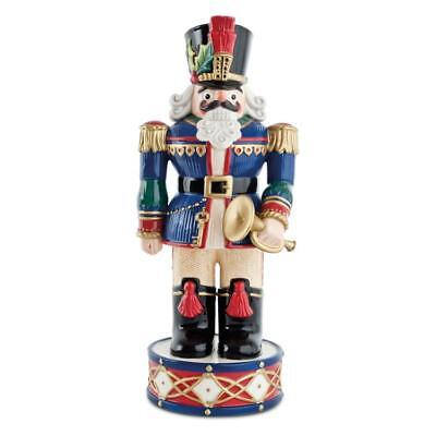 Fitz And Floyd Classic Nutcracker Blue New For 2017
