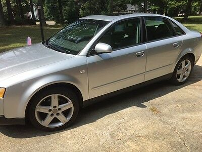 2003 Audi A4 Luxary 2003 Audi A4 Quattro all-wheel drive, 1.8L Turbo, Automatic, great shape