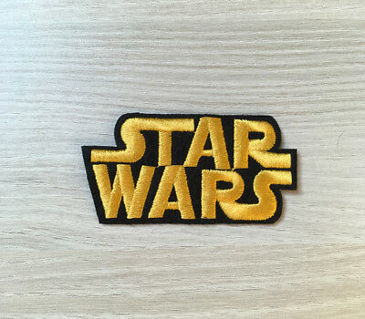 Patch Ecusson Thermocollant ★Star Wars★ Embroidery Sticker