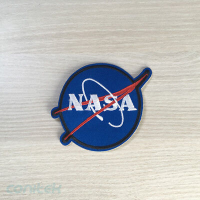 Patch Ecusson Thermocollant ★Nasa★ Embroidery Sticker