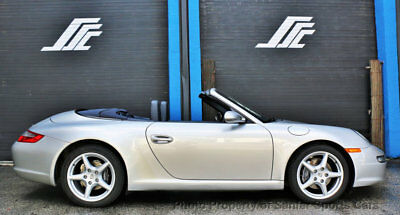 2005 Porsche 911 2dr Cabriolet Carrera 2005 Porsche 911 Convertible 6 Speed Fresh Service New Tires Financing Available