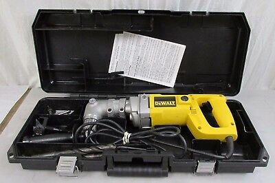 "Dewalt 1/2"" Right Angle Drill DW120 with Case"