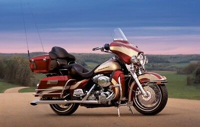 2005 Harley-Davidson Touring  Harley Davidson Electra Glide Ultra Classic Numbered Limited Rare