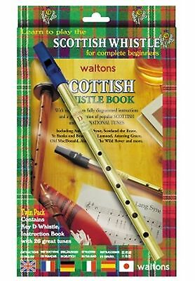 Waltons Tin Whistle Twin Pack | Scottish