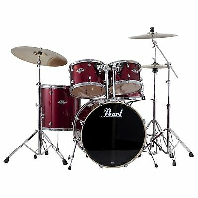 Pearl Export 5 Piece Drum Kit Shell Pack Red Wine EXX705NPC91