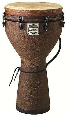 "Remo DJ-0012-05 12"" Key-Tuned Djembe, Earth Finish"