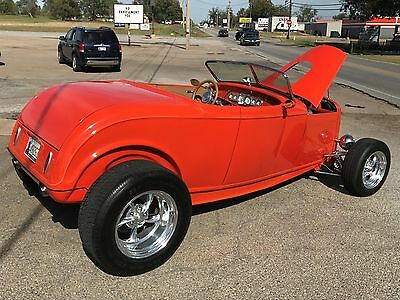 1932 Ford Other Chrome 1932 Ford Roadster Steel Car