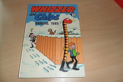 Whizzer And Chips Christmas Annual 1985