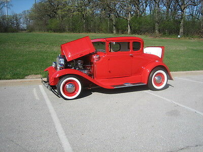 1930 Ford Model A rumble seat 1930 Model A 5 window coupe