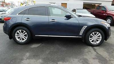 2009 Infiniti FX Metallic Grey/Blue 2009 Infiniti FX35 AWD