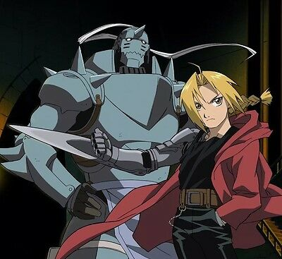 Fullmetal Alchemist Brotherhood Blanket