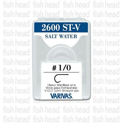 NEW Varivas 2600 ST-V fly hook