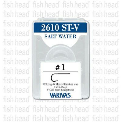 NEW Varivas 2610 ST-V fly hook