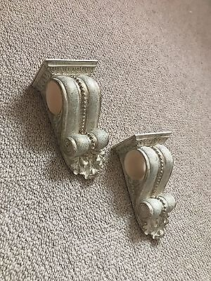 Antique Wall Stand Decorations gold