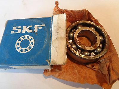 Skf Bearing 409883B Od 62Mm  Id 25Mm 15Mm Wide - Possibly Bsa Front Wheel?
