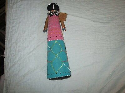African Ndebele Fertility Doll South Africa Initiation Womanhood Ndebele Doll