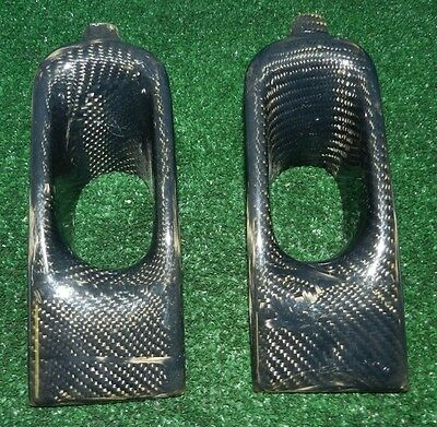 993 Used Performance Air Inlets Carbon Fiber 900228shrm