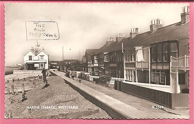 Whitstable tankerton tower posted at faversham in 1904 for 50 marine terrace