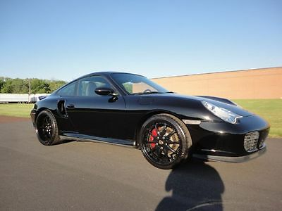 2003 Porsche 911 Turbo 2003 PORSCHE 911 TURBO 996 6 SPEED FULLY SERVICED 800HP WE FINANCE MAKE OFFER !