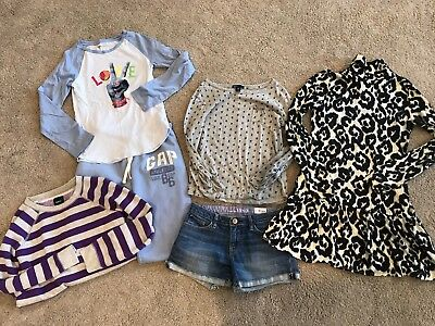 Gap Kids Girls Size 12 Lot