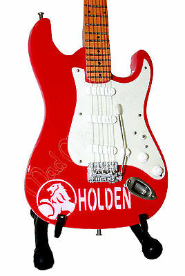HOLDEN Miniature Guitar with stand