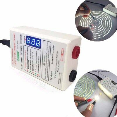TD 0-300V Output All Size LED LCD TV Backlight Tester Meter Tool Lamp Beads