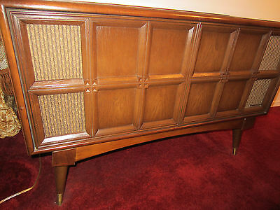 Magnavox Record Player Stereo Console With Reel To Reel 181 00