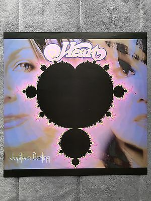 Heart Jupiters Darling RARE promo 11.5x11.5 poster flat '04
